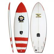 Surfboard VAMPIRATE too fast for satan 6.3 XF