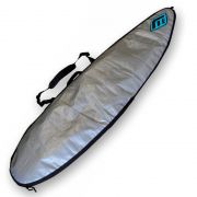 MADNESS Boardbag PE Silver 6.0 Shortboard Daybag